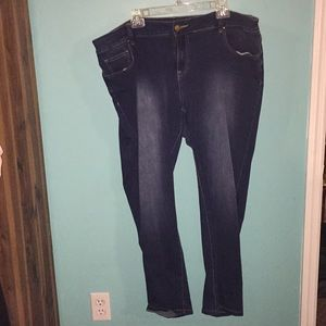 Crown and ivy skinny jeans